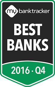 The MyBankTracker awards to the best banks for 2016