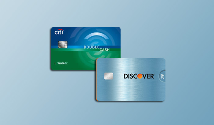 citi double cash discover it card