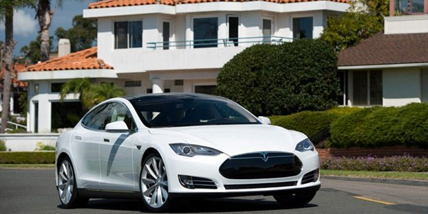 The Tesla Model S is a beauty of a car. But, I'm only interested in a used one... Photo:| http://www.moibibiki.com/gallery/model-801/tesla-model-s-white-4.jpg.html