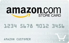 amazon store credit card