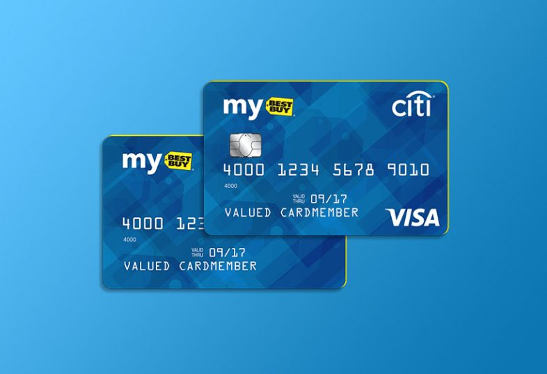 Best Buy Store Card and Credit Card