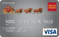 Wells Fargo Secured Visa<sup>®</sup> Credit Card