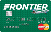 frontier master card no annual fee credit card