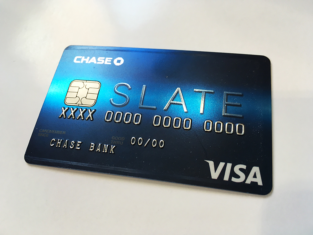 Chase Slate® Credit Card Review & Tips
