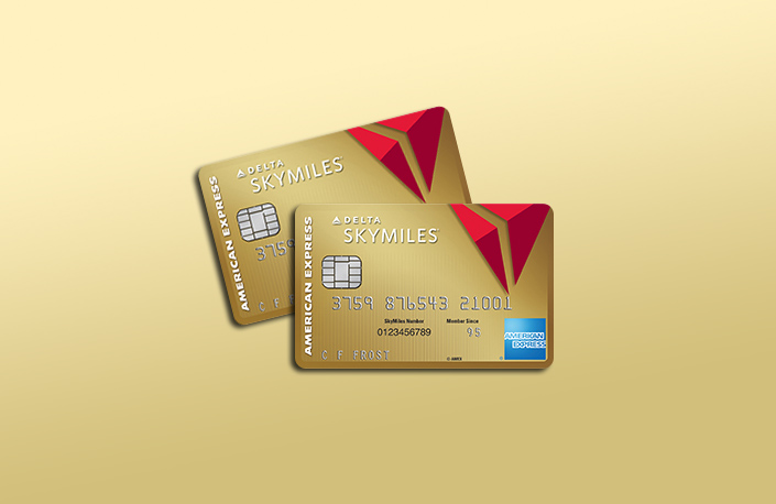 amex Gold Delta SkyMiles<sup>®</sup>Credit Card