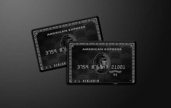 Centurion Credit Card From American Express Review