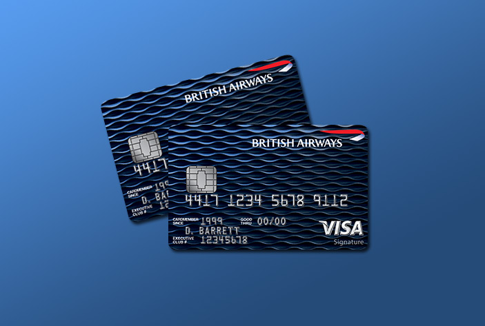 British airways credit card