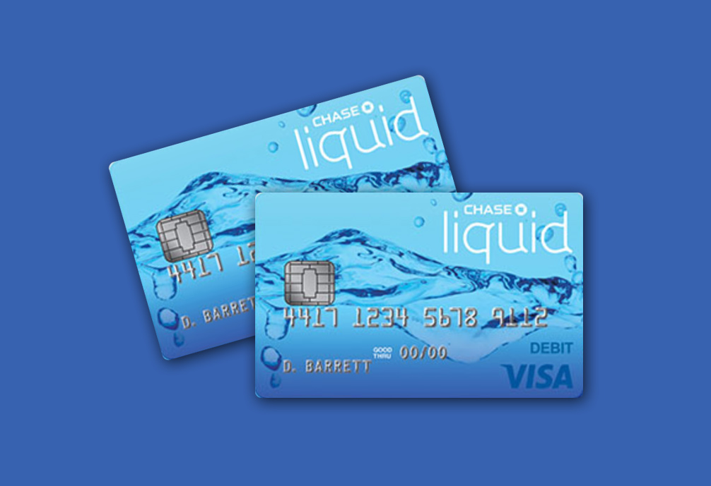 Chase Liquid Prepaid Card is Almost Like Chase Checking
