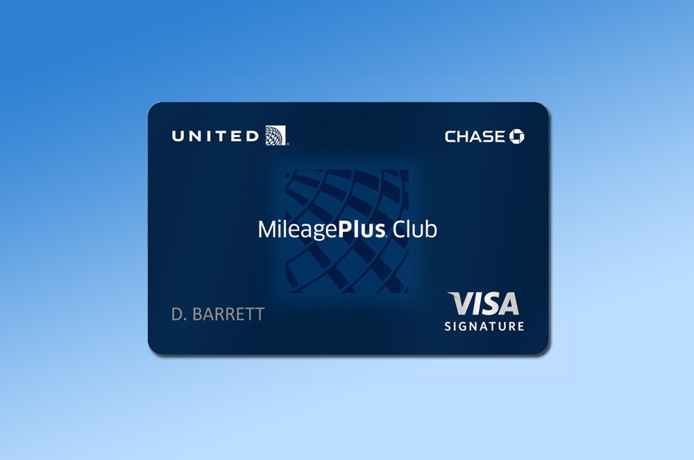 Chase United mileage plus