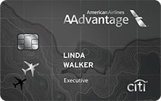 Citi AAdvantage Executive Card