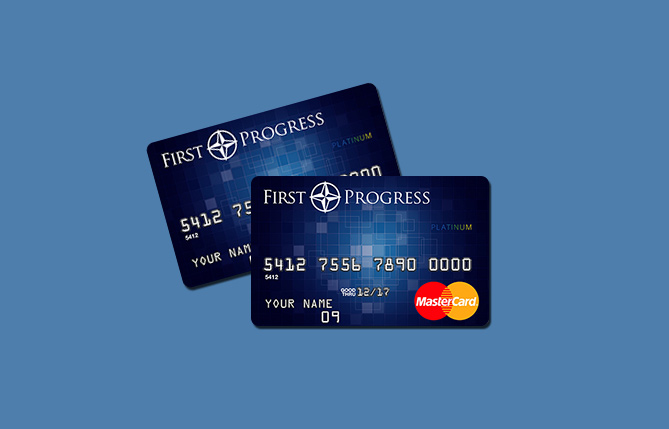 First Progress Platinum Prestige Secured Credit Card