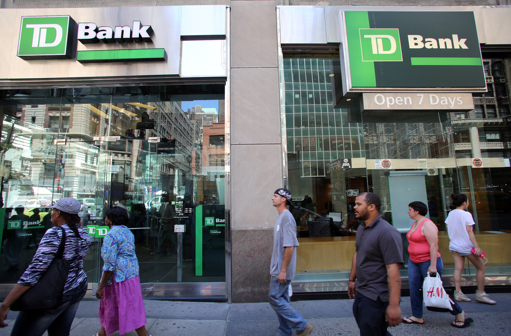 best TD bank credit cards