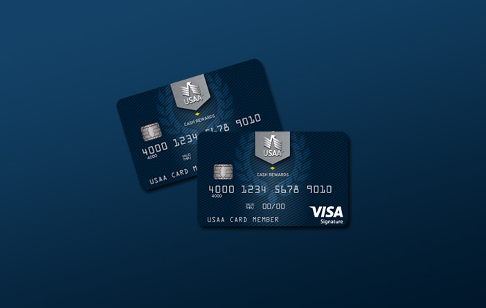 USAA Cash Rewards Visa Signature