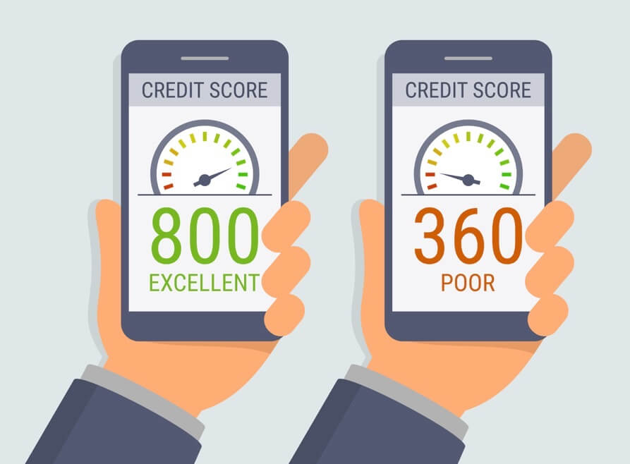 Image Credit | http://www.shutterstock.com/pic-339763340/stock-vector-vector-hands-holding-smartphones-with-credit-score-app-on-the-screen-in-flat-style.html?src=8eWrmUKZ3HGrv13QXHuCqQ-1-3
