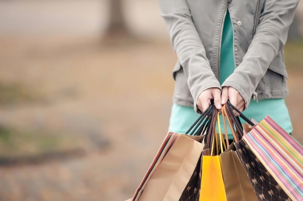 Image Credit | http://www.shutterstock.com/pic-175947125/stock-photo-concept-of-woman-shopping-and-holding-bags-closeup-images.html?src=Oojd8lR24pDoWHX9zi_RrA-1-24