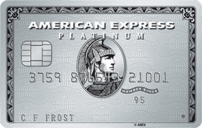 Platinum CardⓇ from American Express
