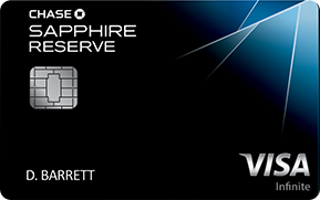 sapphire reserve card