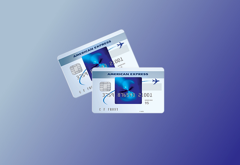 blue sky amex credit card review