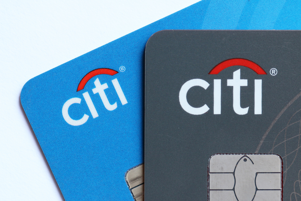 citi credit card fraud