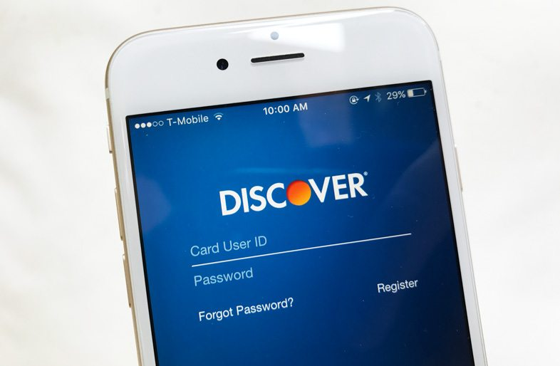Discover Bank App