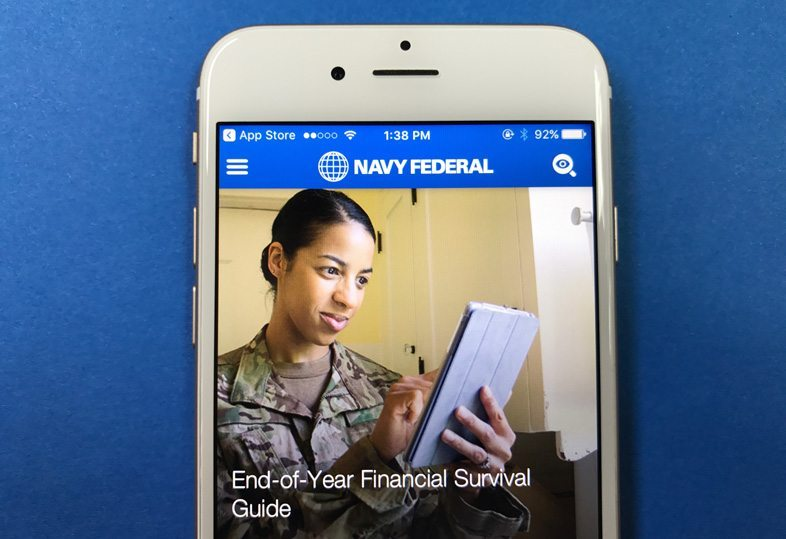 Navy Federal Credit Union App