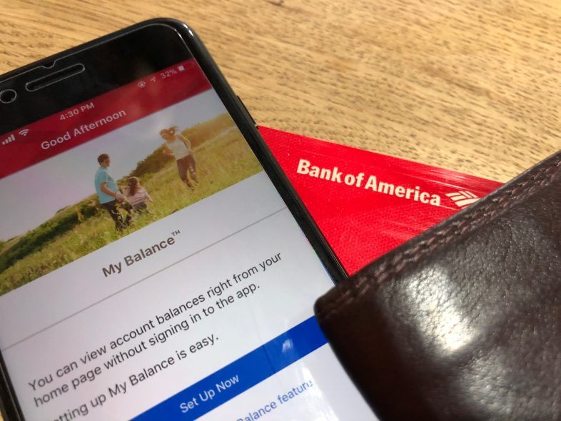 Which Credit Report Does Bank Of America Pull