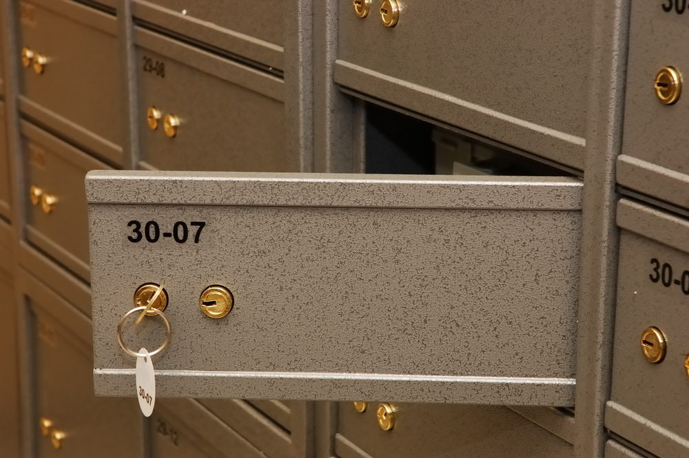 How Much Does a Safe Deposit Box Cost? | MyBankTracker