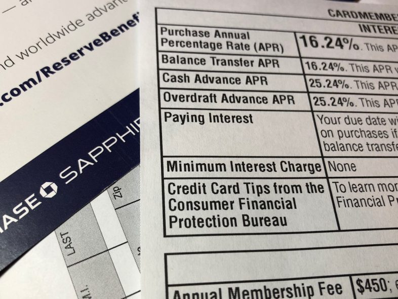 Can Your Credit Card Company Raise Your Apr Out Of Nowhere