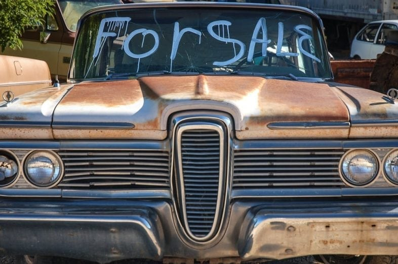 can you get an auto loan for a private car sale