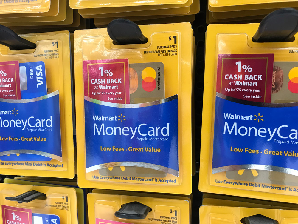 Can The Walmart Moneycard Act As A Checking Account