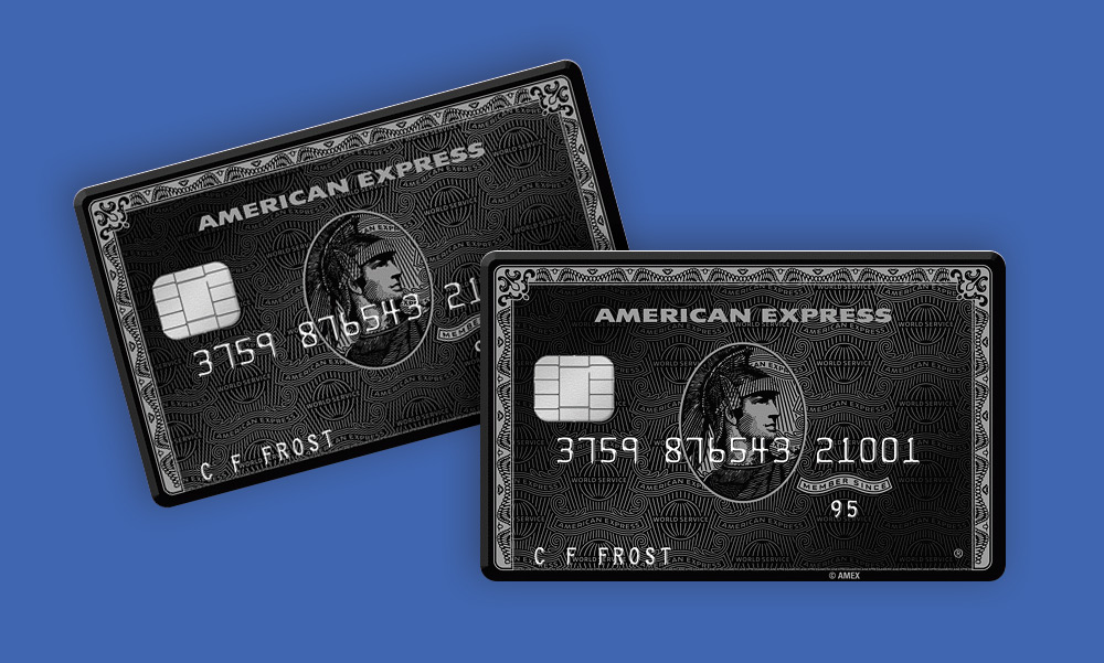 Centurion by American Express Credit Card