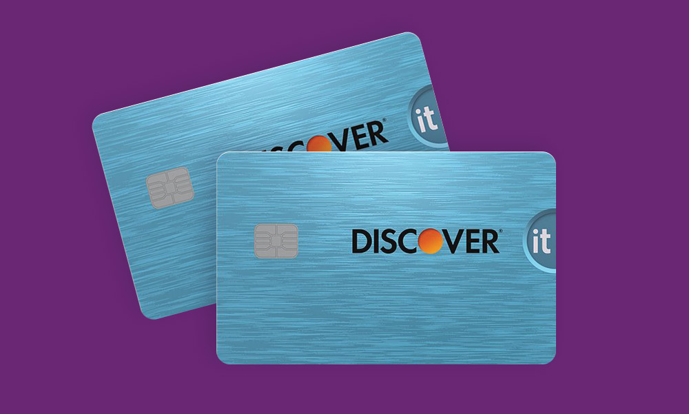 Discover it Student Cash Back Credit Card