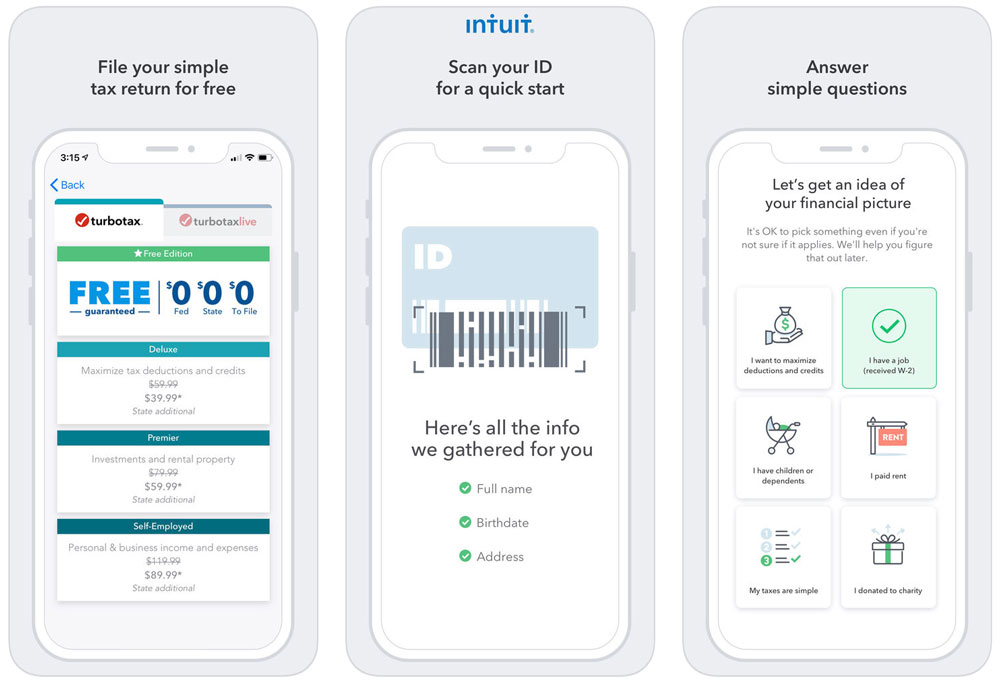 The Best Mobile Apps of 2019 to File Taxes