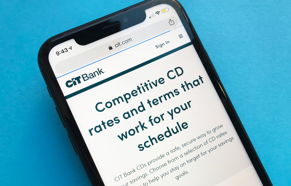 Cit Bank Cd Certificate Of Deposit Rates Review Should You Open
