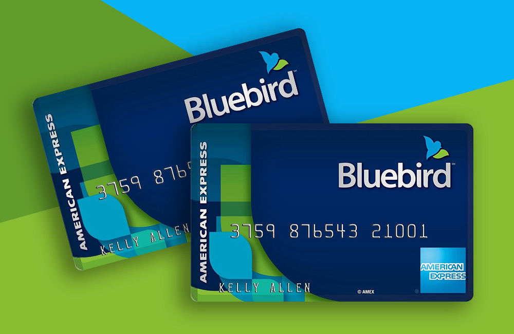 How to activate Bluebird card