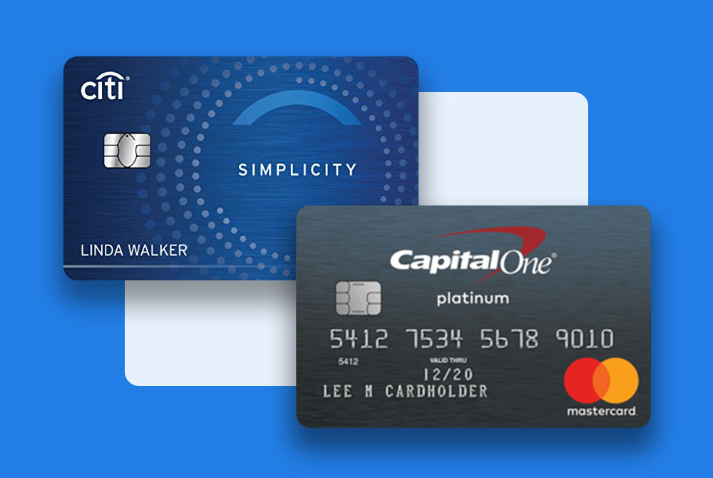 Capital One Platinum vs. Citi Simplicity Card: Which is Better?