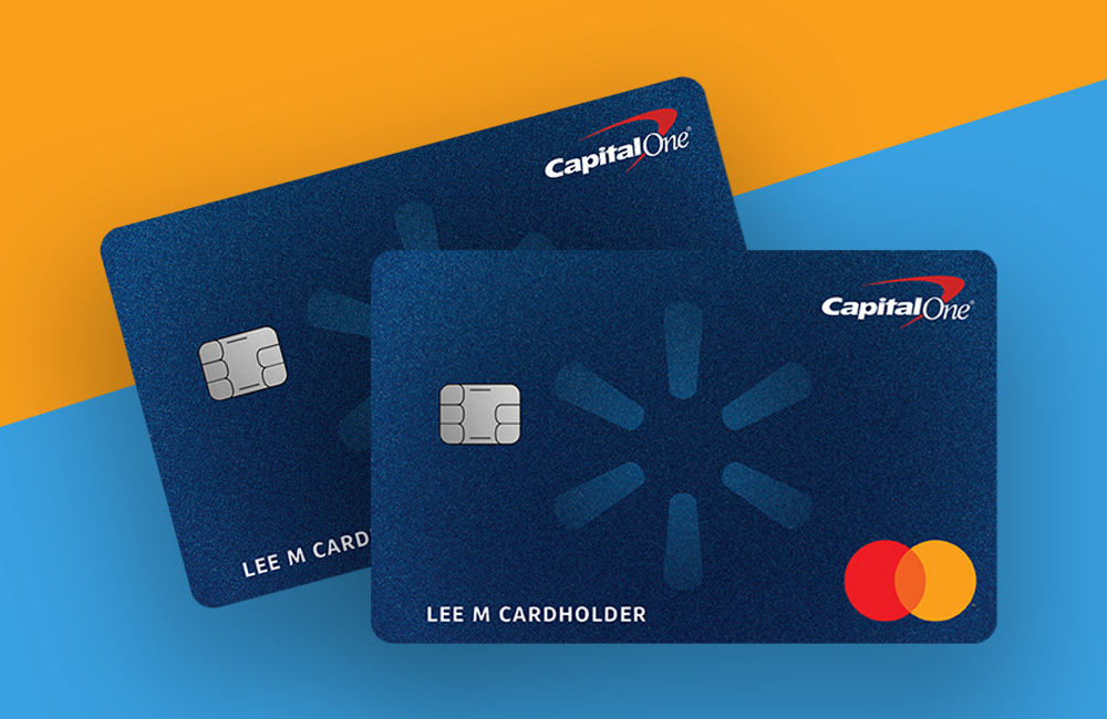 sign up for capital one walmart credit card